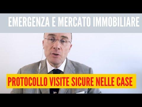 MERCATO IMMOBILIARE PROTOCOLLO VISTE SICURE AGLI IMMOBILI