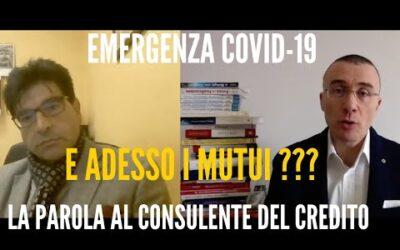 EMERGENZA E ADESSO I MUTUI ???